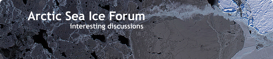 Arctic Sea Ice : Forum
